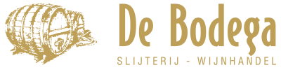 Slijterij De Bodega Logo